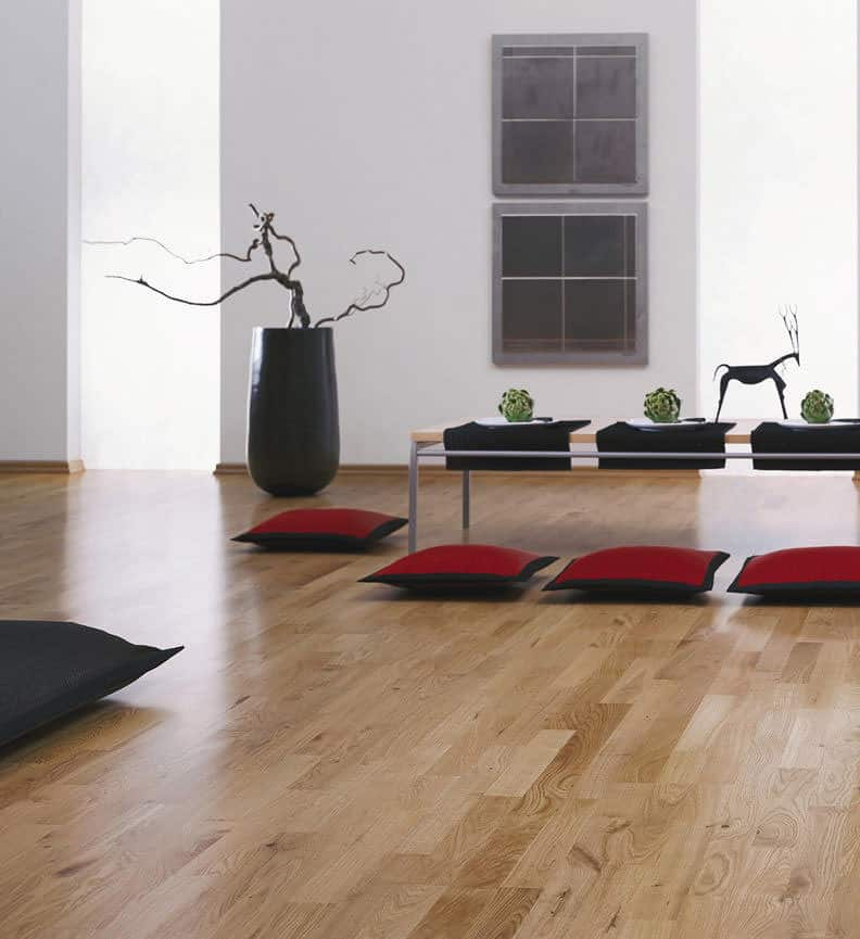 Engineered Wooden Floors